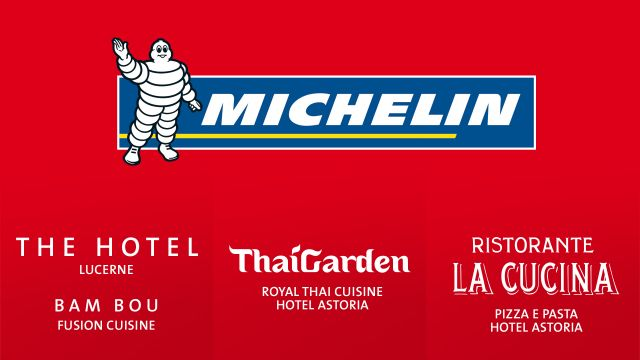 Guide Michelin Luzern