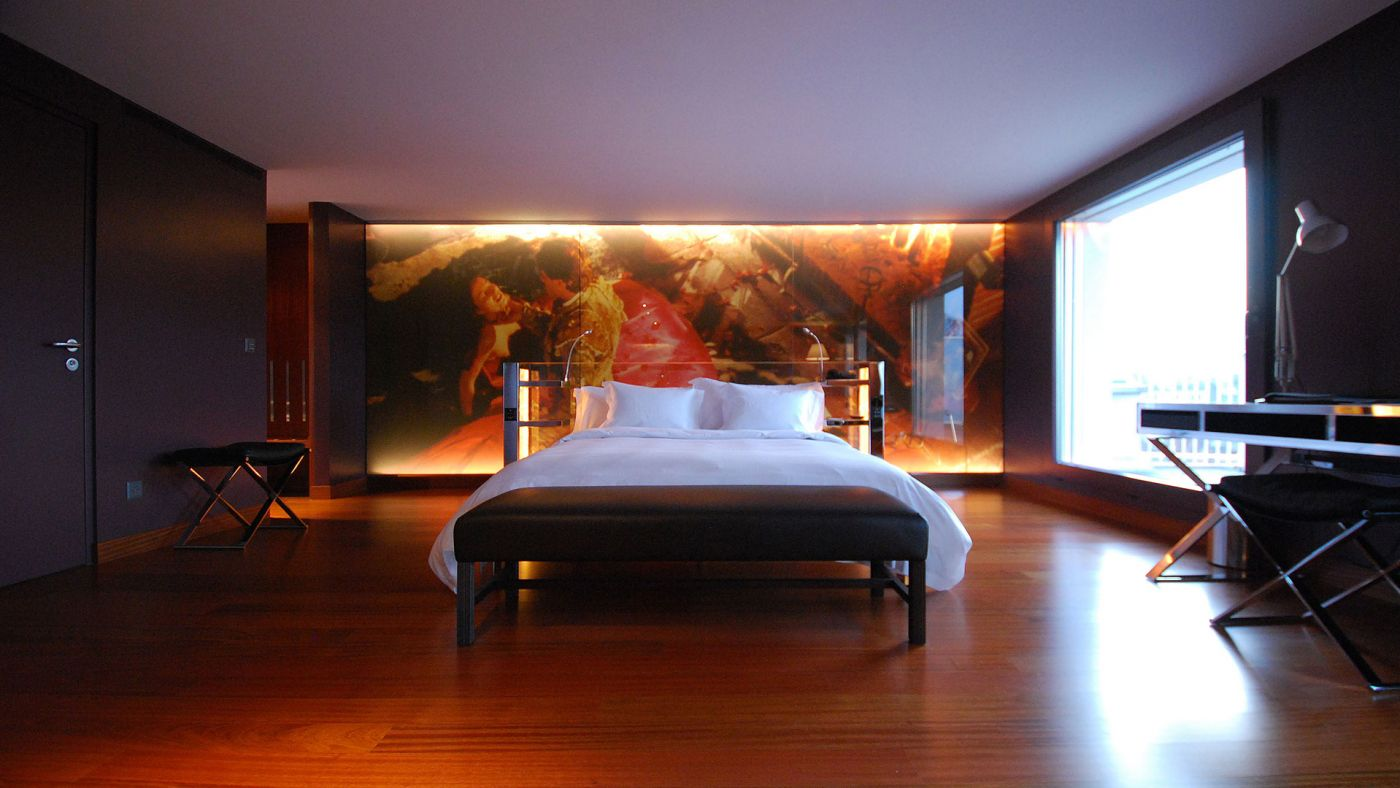 The hotel luzern penthouse suiten for Schweiz design hotel