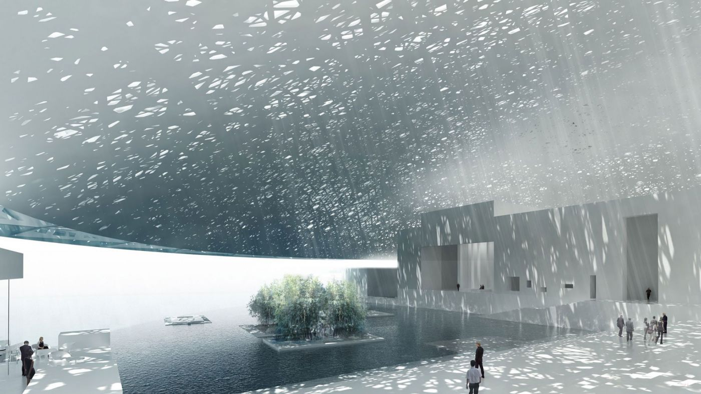 Louvre Abu Dhabi Jean Nouvel The Hotel Lucerne