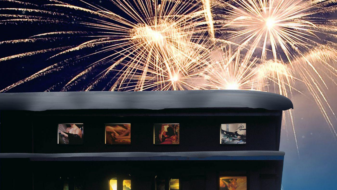 Designhotel the hotel in luzern ein hotel der superlative for Silvester design hotel