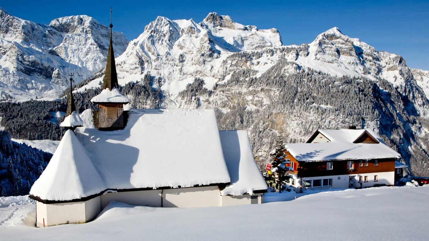 Winter Package The Hotel Luzern