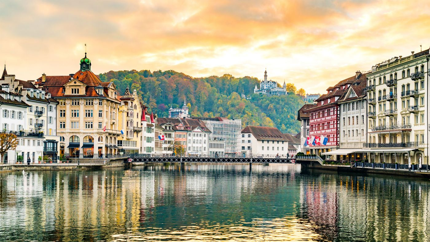 Package Stay 3 pay 2  the Hotel Luzern